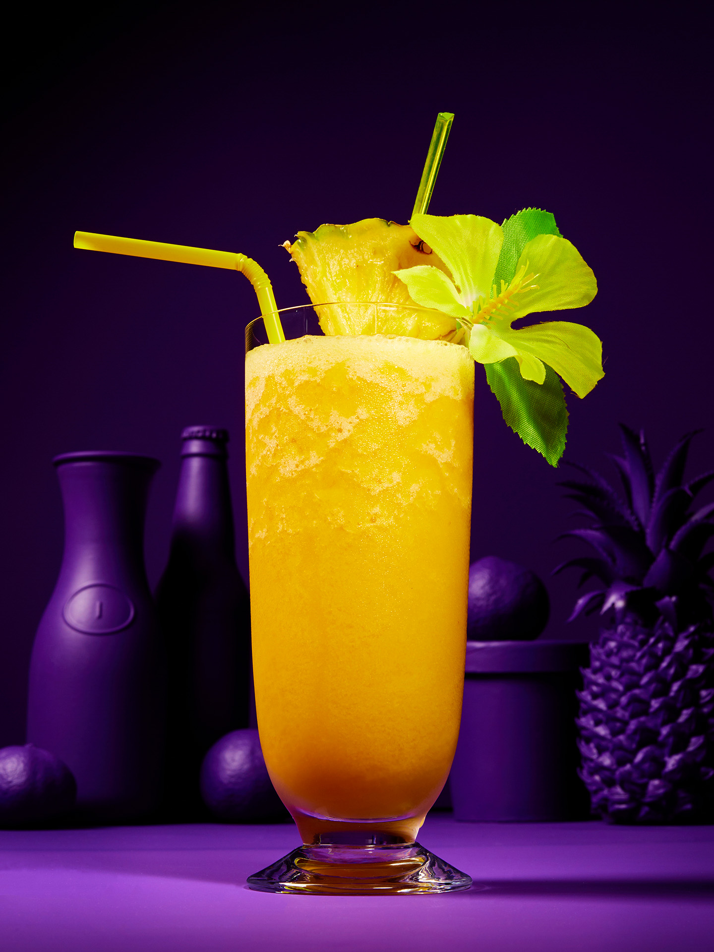 dominic-perri-new-work-pineapple-smoothie-purple